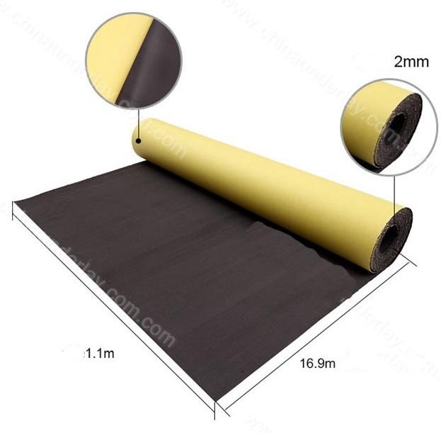 sous couche lame pvc clipsable destockpro discount. Black Bedroom Furniture Sets. Home Design Ideas
