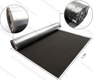 sous couche lame PVC clipsable